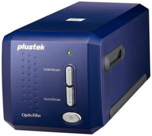 escaner plustek opticfilm 8100